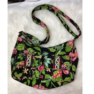 Vera Bradley Small Floral Quilted Purse